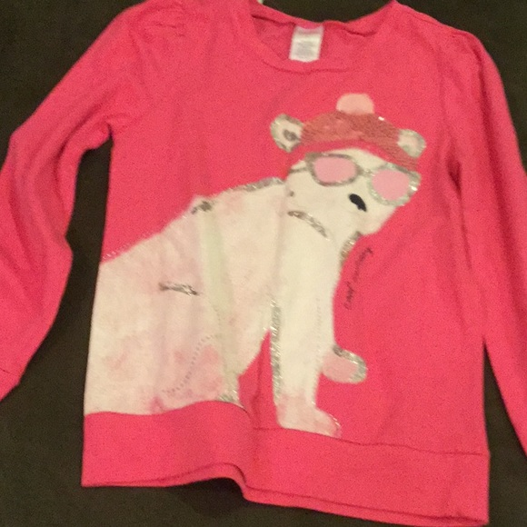 Gymboree Other - Girls Long sleeve pull over shirt